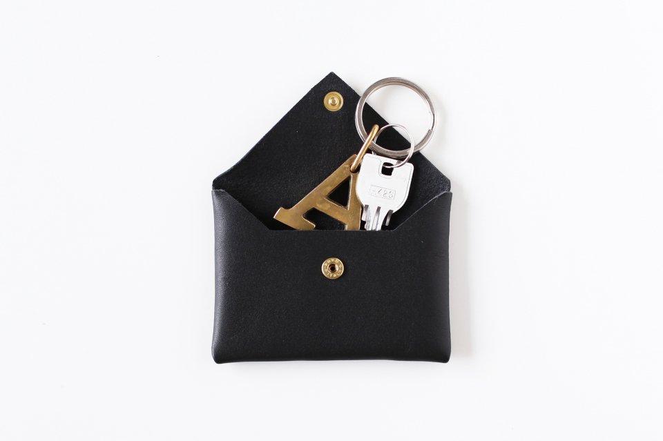 CINQ/カードケース(ブラック)