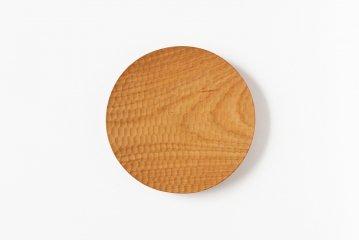 高塚和則/さくらのパン皿(直径20cm)