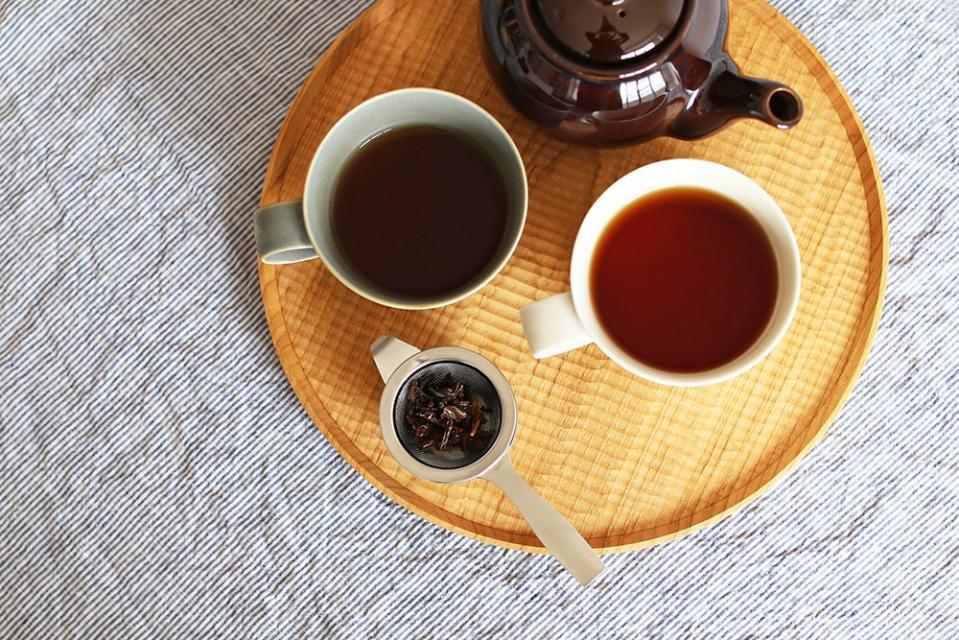 【取り扱い終了】イギリスのティーストレーナー/茶漉し/シングルハンドル