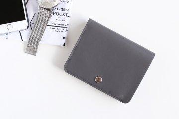 STANDARD SUPPLY/PAL/二つ折り財布(グレー)