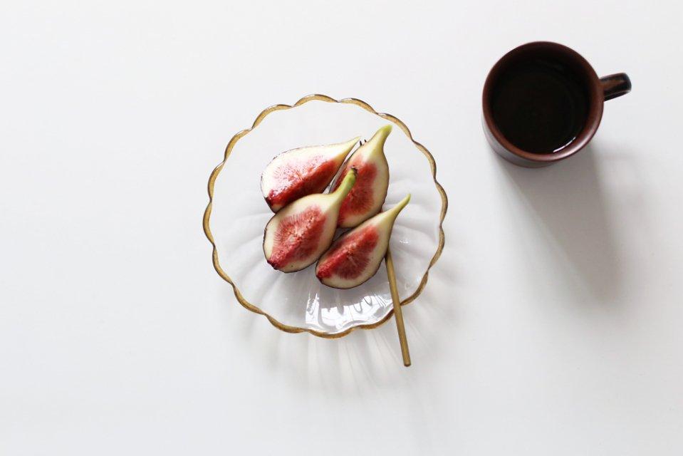田井将博/輪花モール皿(小)