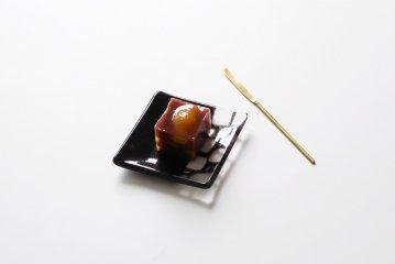 サブロウ/豆皿(すみ)