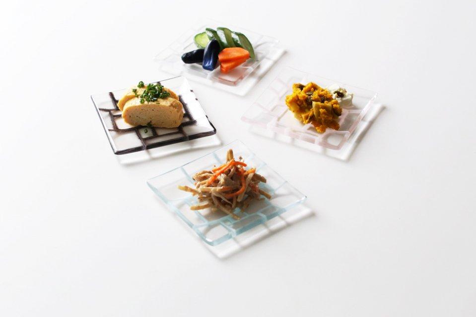サブロウ/角皿(さくら)