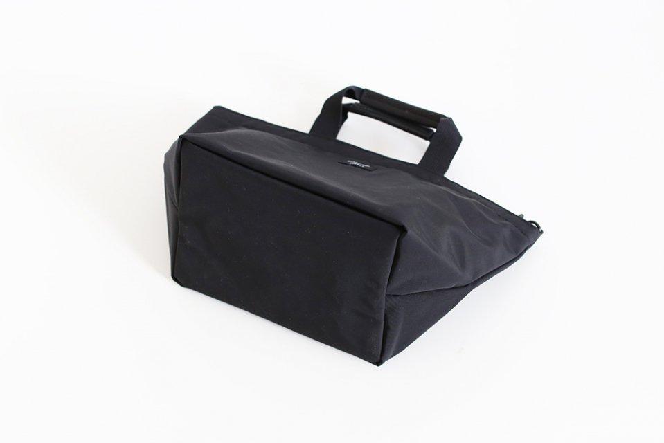 STANDARD SUPPLY/2WAY B TOTE/トートバッグ(XSサイズ・ブラック)