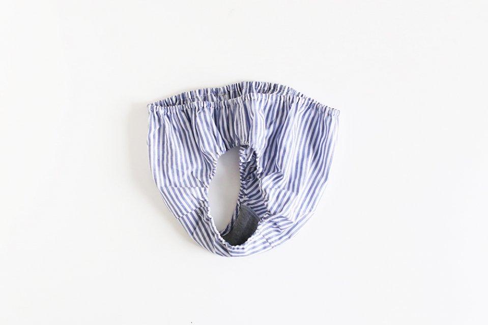 TESHIKI(手式)/パンツ(NAVY STRIPE・Lサイズ)