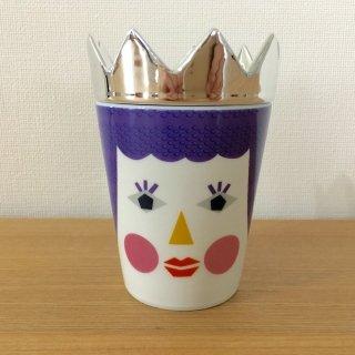 tupera tupera 「カップ&ディッシュセット(クイーン)」