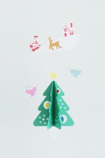 Manu Mobiles「天使とモミの木/Around the fir tree」