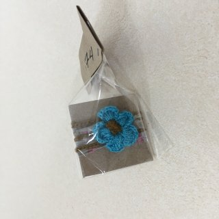 Numero74「Flower Bracelet (Blue)」