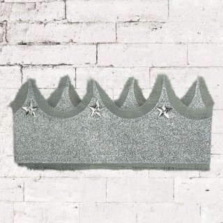 Numero74「Glitter Crown (Silver Grey)」