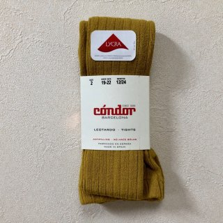 【LAST ONE ONLY SIZE 4】 condor「Rib Tights (col645)」
