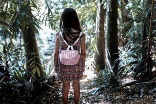 Olli Ella「Minichari Bag (Pink)」