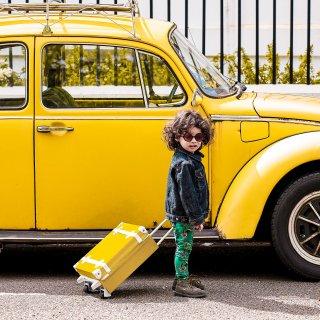 Olli Ella「See-Ya Suitcase (Mustard)」
