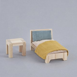 Olli Ella「Holdie Single Bed Set」