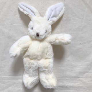 Les Petites Maries「MODESTE le lapin pantin (Ecru)」