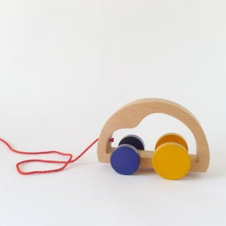 the wandering workshop「Car pull toy」