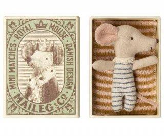Maileg「赤ちゃんネズミ/男の子」