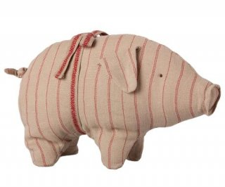 Maileg「Pig with stripes」
