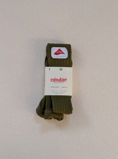 【LAST ONE ONLY SIZE 0】condor「Rib Tights (col742)」