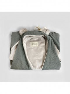 <img class='new_mark_img1' src='https://img.shop-pro.jp/img/new/icons14.gif' style='border:none;display:inline;margin:0px;padding:0px;width:auto;' />Baby Shower「Teddy Fleece Blanket (Grey Powder)」