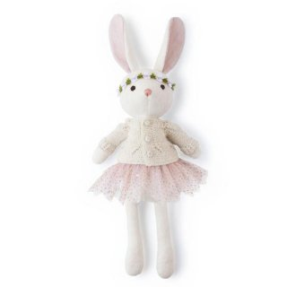 <img class='new_mark_img1' src='https://img.shop-pro.jp/img/new/icons14.gif' style='border:none;display:inline;margin:0px;padding:0px;width:auto;' />HAZEL VILLAGE「Penelope Rabbit in sweater and tutu outfit」