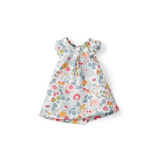 <img class='new_mark_img1' src='https://img.shop-pro.jp/img/new/icons14.gif' style='border:none;display:inline;margin:0px;padding:0px;width:auto;' />HAZEL VILLAGE「Tea Party Dress for dolls - Sweet Rose」