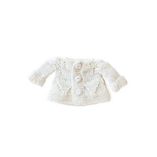 <img class='new_mark_img1' src='https://img.shop-pro.jp/img/new/icons14.gif' style='border:none;display:inline;margin:0px;padding:0px;width:auto;' />HAZEL VILLAGE「Ivory Sweater for dolls」