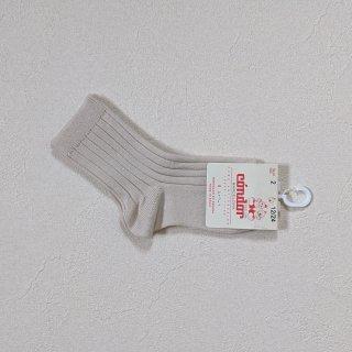 condor「Rib Short Socks (col304)」
