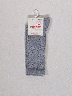condor「P.Openwork High Socks (col221)」