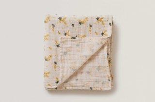 garbo&friends「Mimosa Muslin Swaddle Blanket」