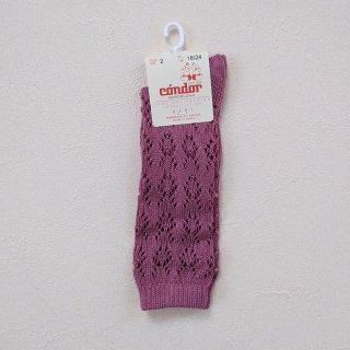 condor「P.Openwork High Socks (col669)」