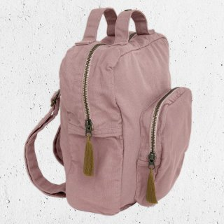 <img class='new_mark_img1' src='https://img.shop-pro.jp/img/new/icons14.gif' style='border:none;display:inline;margin:0px;padding:0px;width:auto;' />Numero74「Backpack Canvas (Dusty Pink)」