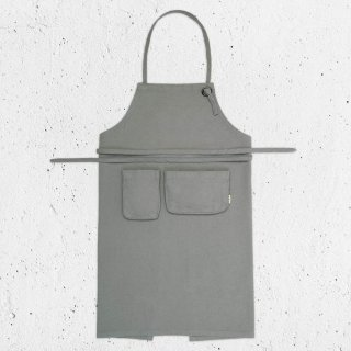 <img class='new_mark_img1' src='https://img.shop-pro.jp/img/new/icons14.gif' style='border:none;display:inline;margin:0px;padding:0px;width:auto;' />Numero74「Apron Kid (Silver Grey)」