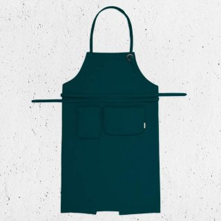 <img class='new_mark_img1' src='https://img.shop-pro.jp/img/new/icons14.gif' style='border:none;display:inline;margin:0px;padding:0px;width:auto;' />Numero74「Apron Kid (Teal Blue)」