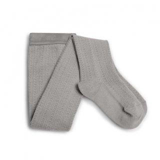 Collegien「Angélique Pointelle Merino Wool Tights - Jour de Pluie」