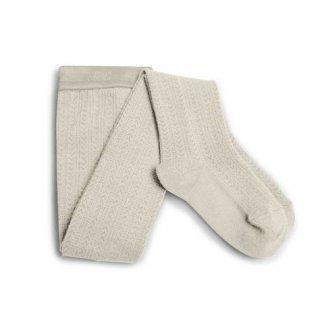 Collegien「Angélique Pointelle Merino Wool Tights - Doux Agneaux」