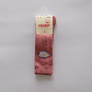 condor「Baby Side Openwork Knee High Socks (col126)」