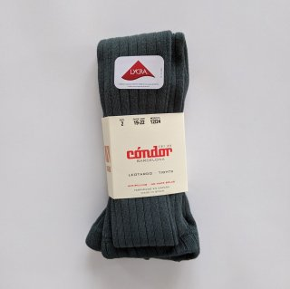 【LAST ONE ONLY SIZE 0】condor「Rib Tights (col795)」