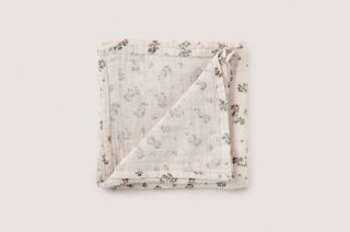 garbo&friends「Clover Muslin Swaddle Blanket」