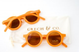 <img class='new_mark_img1' src='https://img.shop-pro.jp/img/new/icons14.gif' style='border:none;display:inline;margin:0px;padding:0px;width:auto;' />Grech & Co.「Sustainable Children's Eyewear (Golden)」