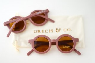 Grech & Co.「Sustainable Children's Eyewear (Burlwood)」