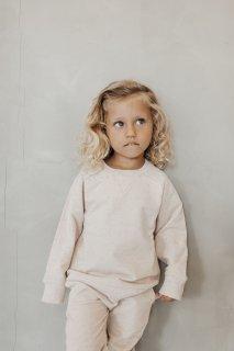 Jamie Kay「Dylan Sweatshirt - Lilac Love」 2021-Honeydew