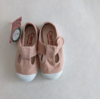 【LAST ONE ONLY SIZE 25】Cienta「T Strap Shoes (Maquillaje)」