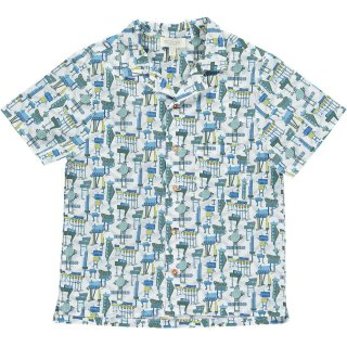 <img class='new_mark_img1' src='https://img.shop-pro.jp/img/new/icons14.gif' style='border:none;display:inline;margin:0px;padding:0px;width:auto;' />Olivier「Benjamin Shirt (Holiday Highway)」2021-SS