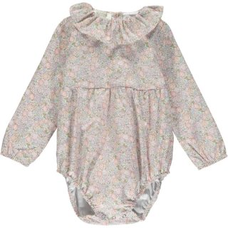 <img class='new_mark_img1' src='https://img.shop-pro.jp/img/new/icons23.gif' style='border:none;display:inline;margin:0px;padding:0px;width:auto;' />【30%OFF】Olivier「Robin Romper (Michelle Pink)」2021-SS