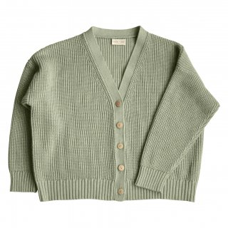 <img class='new_mark_img1' src='https://img.shop-pro.jp/img/new/icons14.gif' style='border:none;display:inline;margin:0px;padding:0px;width:auto;' />HUNTER+ROSE「Sage Chunky Knit Cardigan Adult」2021-SS