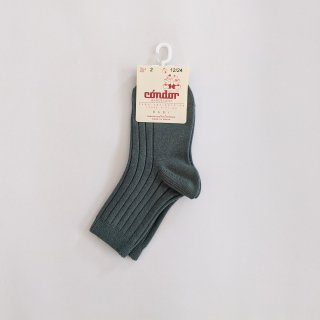 <img class='new_mark_img1' src='https://img.shop-pro.jp/img/new/icons14.gif' style='border:none;display:inline;margin:0px;padding:0px;width:auto;' />condor「Rib Short Socks (col761)」
