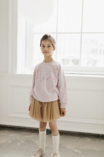 <img class='new_mark_img1' src='https://img.shop-pro.jp/img/new/icons23.gif' style='border:none;display:inline;margin:0px;padding:0px;width:auto;' />【30%OFF】Jamie Kay「Flora Sweatshirt - Old Rose」 Carousel Collection
