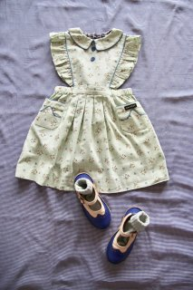 <img class='new_mark_img1' src='https://img.shop-pro.jp/img/new/icons14.gif' style='border:none;display:inline;margin:0px;padding:0px;width:auto;' />BONJOUR DIARY 「Reina dress (Mint flower print)」2021-SS