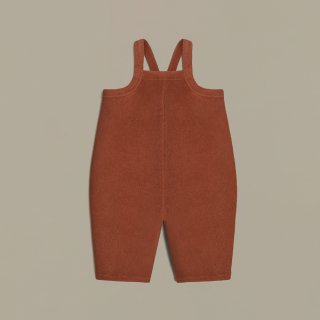 <img class='new_mark_img1' src='https://img.shop-pro.jp/img/new/icons14.gif' style='border:none;display:inline;margin:0px;padding:0px;width:auto;' />organic zoo「Deep Earth Terry Cropped Dungarees」