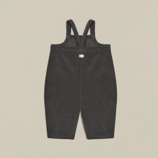 <img class='new_mark_img1' src='https://img.shop-pro.jp/img/new/icons14.gif' style='border:none;display:inline;margin:0px;padding:0px;width:auto;' />organic zoo「Shadow Terry Cropped Dungarees」